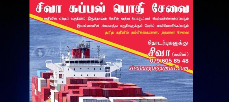 Shiva Ship Cargo