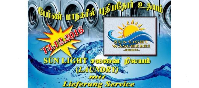 Sun Light Wäscherei Laundry