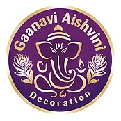 Gaanavi & Aishvini Dekoration